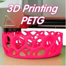 3D печать инженерными пластиками (Elastan, PC, CoPET, ABS+, PETG)