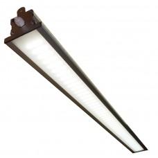 Линейный подвесной светильник 20W 0,6 м Влагозащищенный