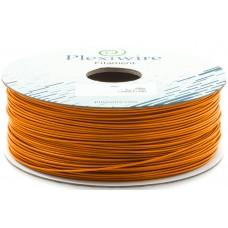 ABS пластик для 3D принтера 1.75мм Коричневый (300м / 0,75кг)