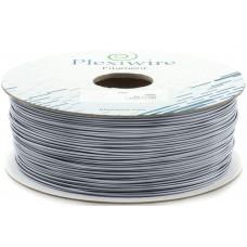 ABS пластик для 3D принтера 1.75мм Серебро (300м / 0,75кг)