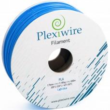 PLA пластик для 3D принтера 1.75мм Голубой (300м / 0,9кг)