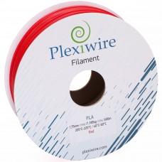 PLA пластик для 3D принтера 1.75мм Красный (300м / 0,9кг)