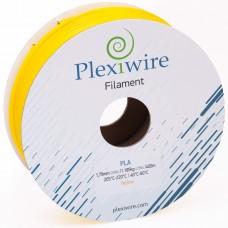 PLA пластик для 3D принтера 1.75мм Желтый (300м / 0,9кг)